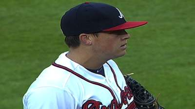 Improved command spurs Medlen's return to form