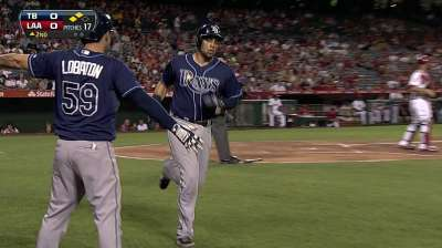 Rays hitters finding ways to stay fresh on bench