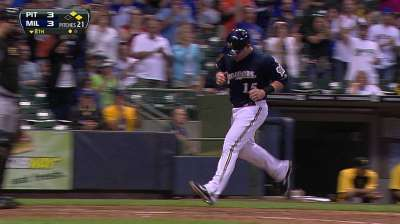 Loss puts Brewers on other end of streak snapper