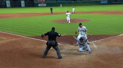 Twins score three in the 12th to take down Astros