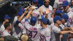 Two homers back solid Gee as Mets roll