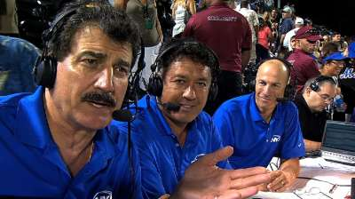 Gary, Keith and Ron: A broadcasting dream team