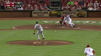 Cozart finding his groove at the plate
