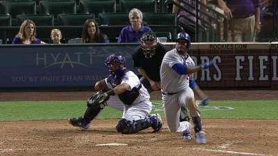 Volquez struggles in losing Dodgers debut