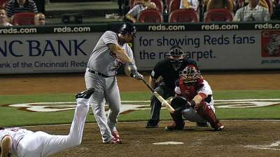 Adams makes history with extra-inning homers