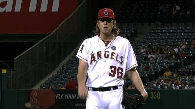 Two pitches, one decision prove costly in Angels' loss
