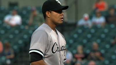 Quintana unable to stop White Sox slide in Baltimore