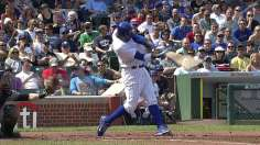 Big firsts from Lake, Rusin carry Cubs over Brewers