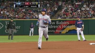 Wheeler, Mets drop opener to Kazmir, Indians