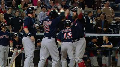 Fast and furious: Red Sox stun rival Yankees