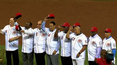 Big Red Machine's 'Great Eight' reunites for first time