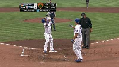 Two homers provide offense, but Arrieta struggles