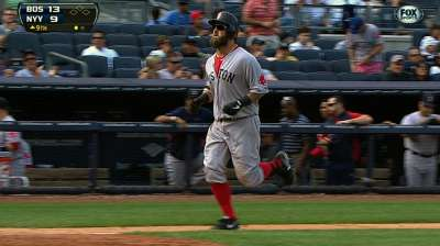 Napoli, Victorino get planned day off