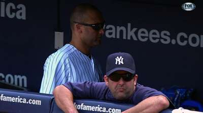 Yanks: Consider Jeter day to day for rest of '13