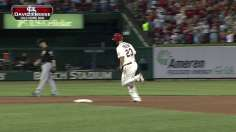 Cards back in first as Wainwright throws gem