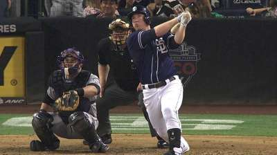 Gyorko's jack carries Padres to win over Rockies