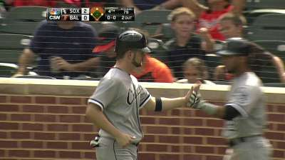 Manto sees progress in young White Sox hitters
