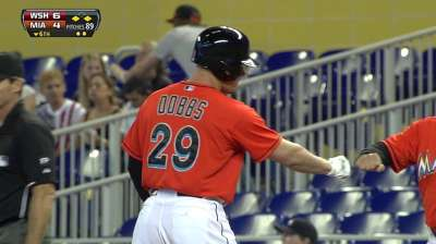 Dobbs sees a bright future for Marlins