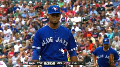 Starters' success crowding Blue Jays' bullpen