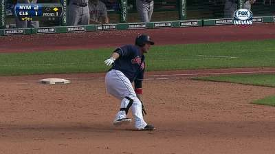 Veteran Giambi no stranger to milestone hits