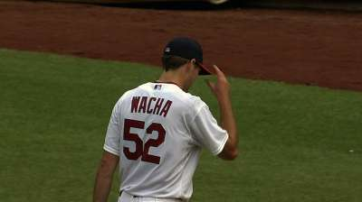 Pipeline Perspectives: Mayo goes with Wacha