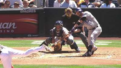 Decisive seventh seals sweep at hands of Padres