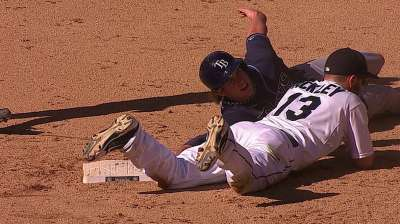 Blanco declines Minors assignment from Mariners