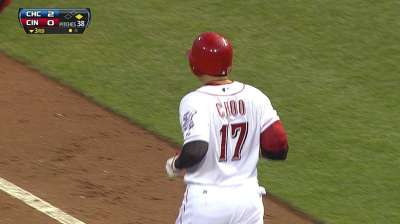 Choo sets team mark for hit by pitches