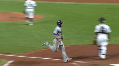 Hosmer a nominee for Man of the Year Award
