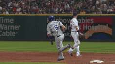 Royals back solid Guthrie to snap Cleveland skid