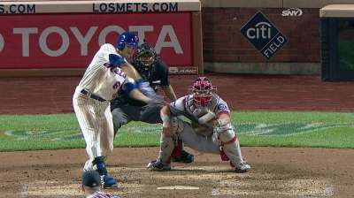 Missed opportunities cost Mets in loss to Nats
