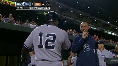 Soriano, A-Rod power Yankees past Orioles
