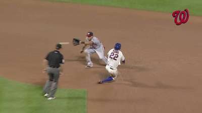 Ramos sets longest streak behind plate in '13