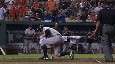 A-Rod hopeful tight left hamstring not serious
