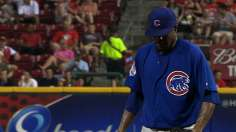 Jackson does it all for Cubs one day after turning 30