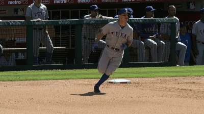 Kinsler says there's no added pressure this September