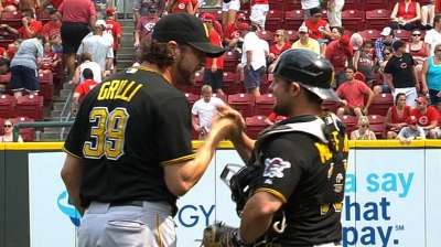 Pirates to keep giving Grilli chances to find form