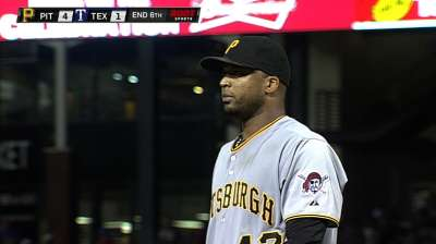 Liriano benefits from improved fastball command