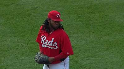 Cueto's second live session encouraging