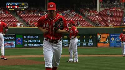 Reds secure must-win finale against Cubs
