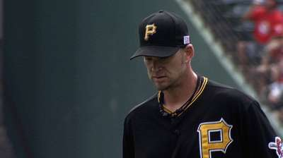 Burnett's strong effort leads Bucs to sweep in Texas