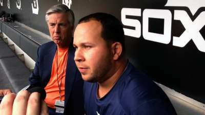 Peralta returns to Tigers with uncertain future