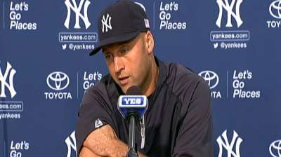 Jeter's injury-plagued season comes to an end
