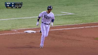 Despite skid, Rays in thick of playoff pursuit