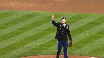 Mariners honor memories on 9/11 anniversary