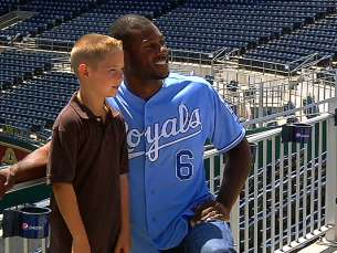 Royals In The Community: Braden/'s Hope