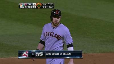 Kipnis' recent struggles may be due to fatigue