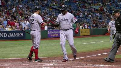 No sweep dreams: Magic number stays at eight
