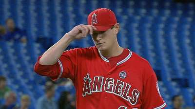 Sweep adds to Angels' September surge
