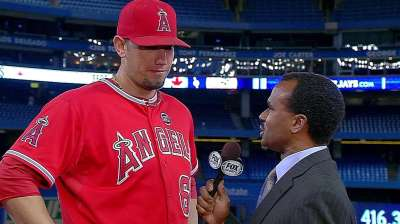 Iannetta talks continued emergence of Halos' staff